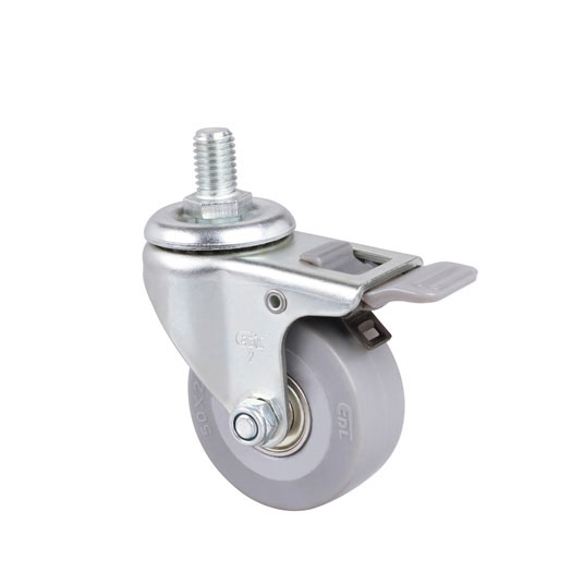 Lift table Supporting casters